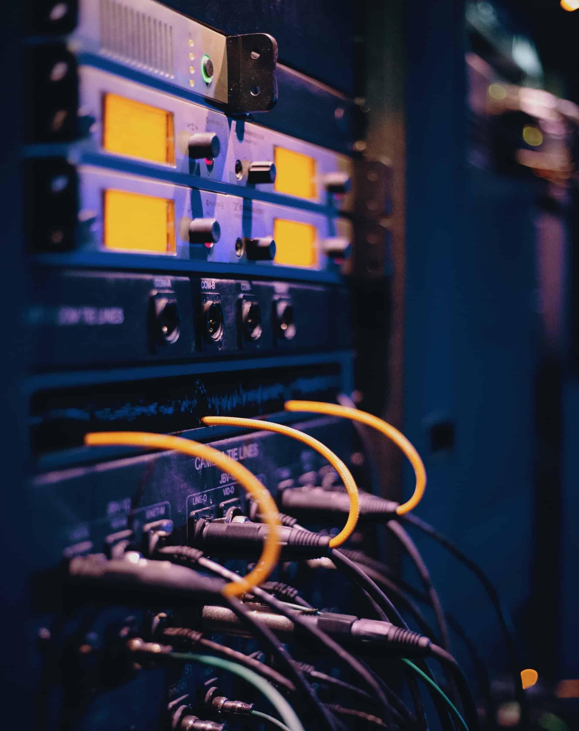 proactive monitoring server room
